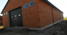 Budynek gospodarczy - Lutosławice