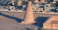 Wielki meczet w Samarze i minaret Malwijja
