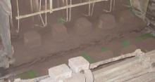 Produkcja cegieł ręcznie formowanych